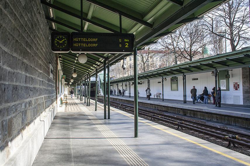 Wien — U-Bf. Schönbrunn