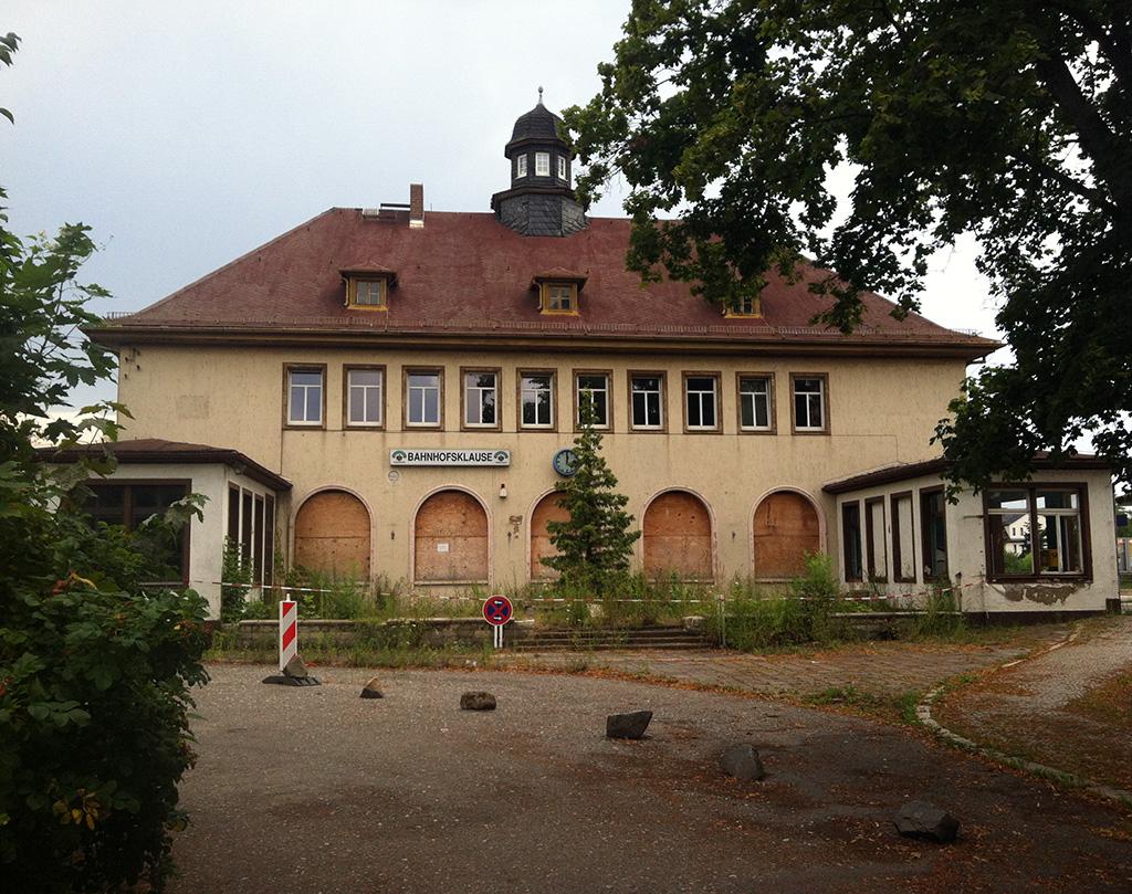 Bahnhof Bad Köstritz