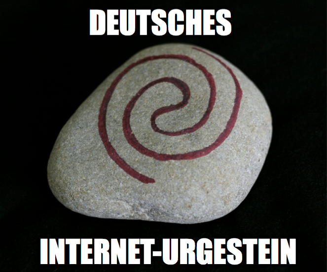 Deutsches Internet-Urgestein